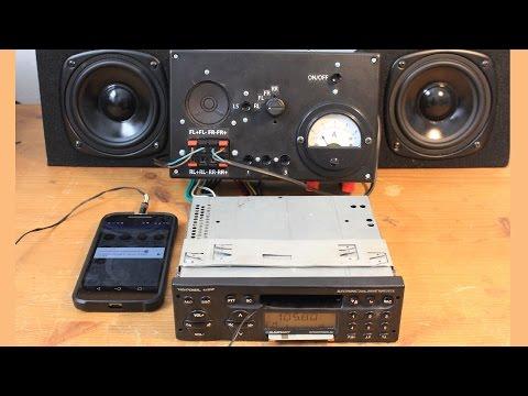 Trailer: Portable Car Radio Tester