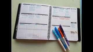 Planner Pad: Weekly Planning