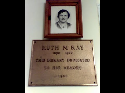 Chester Historical Society, Chester New Hampshire Ruth Ray