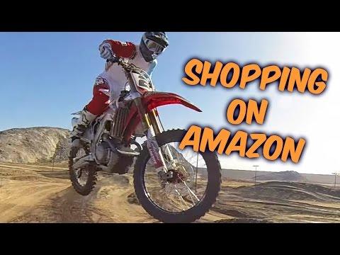 Shopping on Amazon-Jeremy McGrath intros the new Razor SX500 mini Electric kids Dirt Bike - SX500