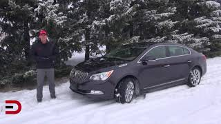 Here's the 2014 Buick LaCrosse on Everyman Driver