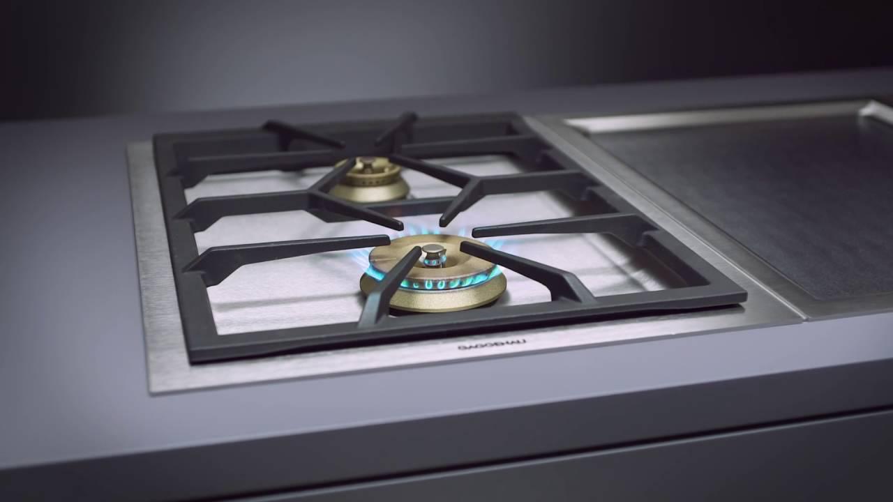 Gaggenau 400 Series Hobs Vario Cooktops Youtube