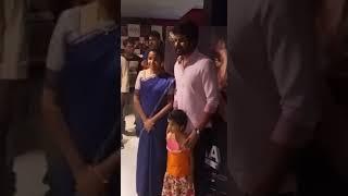 Sivakarthikeyan na  With Family | Arthi _ Aradhana papa Singer
