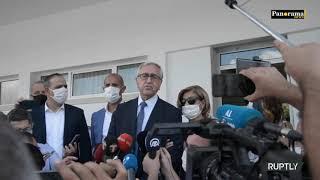 KKTC Cumhurbaşkanı Mustafa Akıncı, ''Ankara seçimlere müdahale etti''