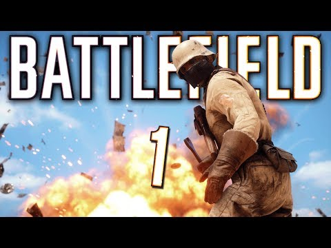 Download Youtube: FIRST TIME PLAYING BATTLEFIELD 1! - Battlefield 1 Funny Moments *important*