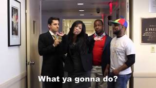 Recruitment Funk - Parody of Uptown Funk