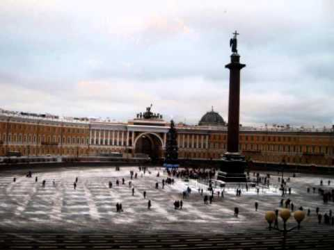 Backpacking Russia New Years Eve Trip 2012