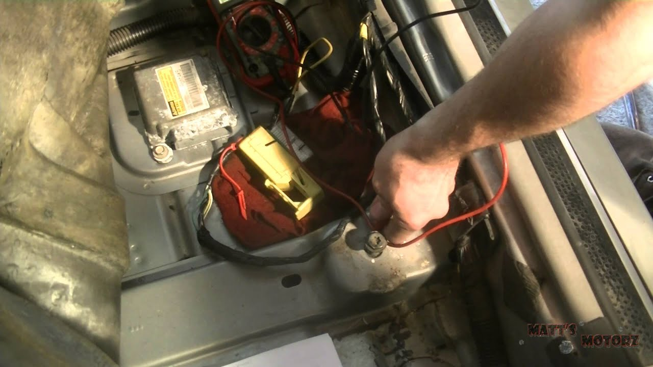 Diagnosing An Airbag Light Youtube Fuse Box On 2000 Buick Lesabre
