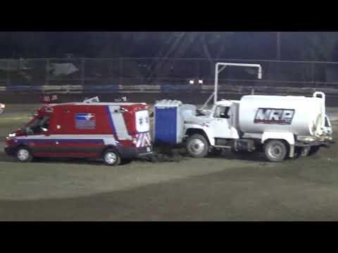 Plaza Park Raceway 4/20/18 Jr Sprint Main Event