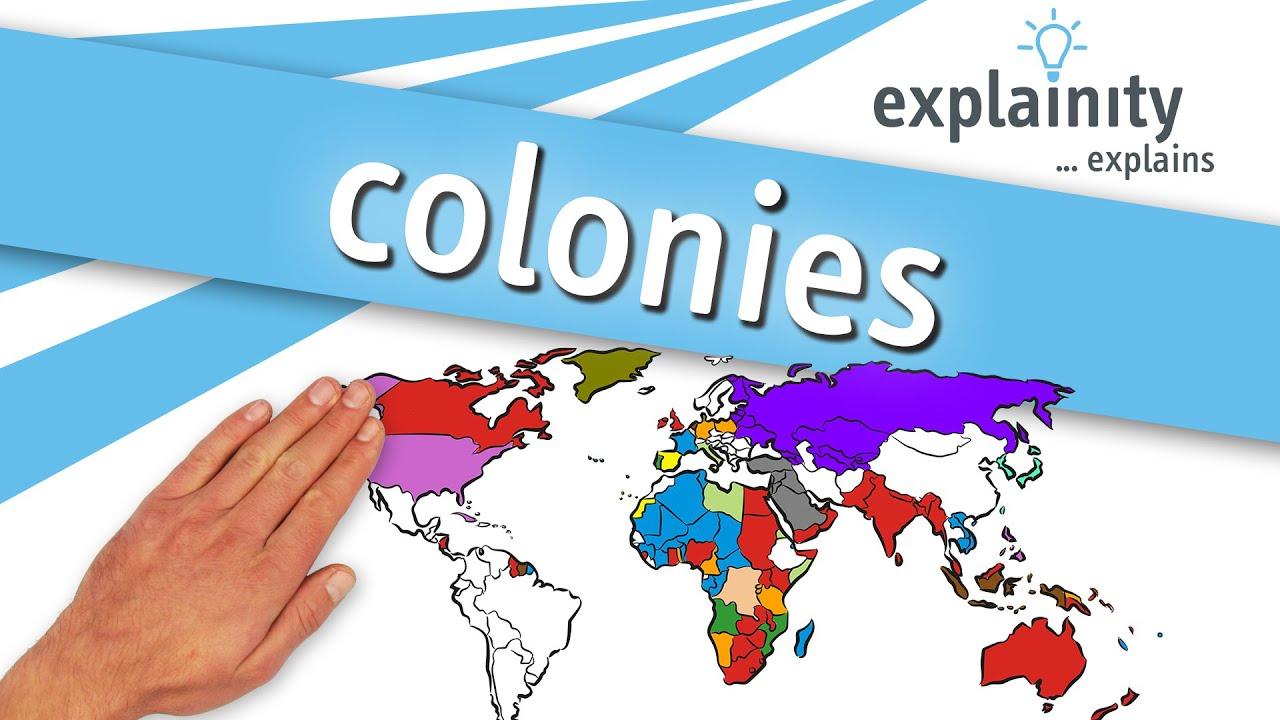 Download colonies explained (explainity® explainer video)