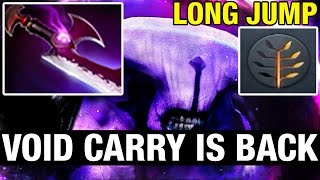 VOID CARRY IS BACK - YapzOr - Dota 2