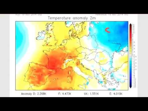 Look Ahead - Strato warming begins, but what impact?