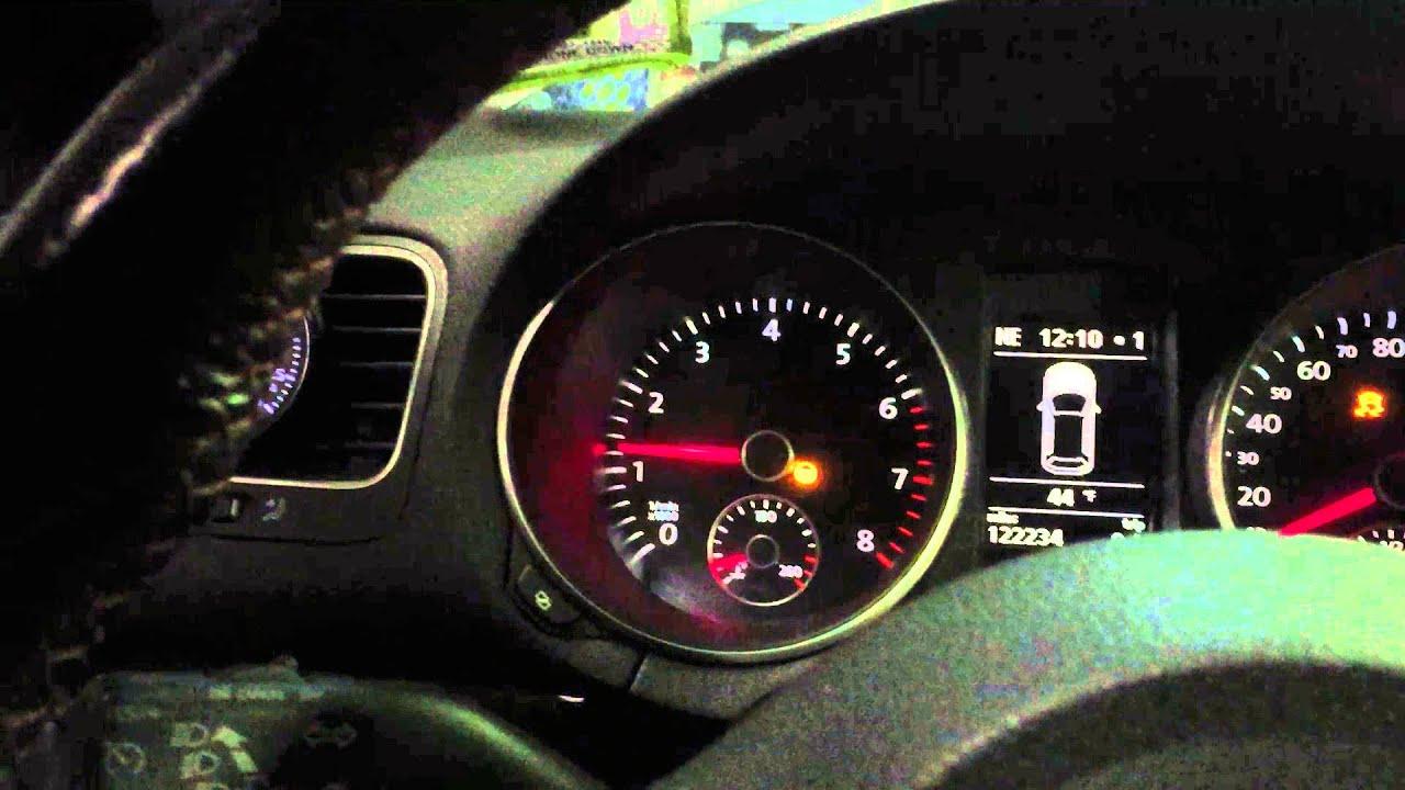 MK6 GTI, bad turbo?
