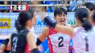 日本 vs タイ Japan vs Thailand   | Volleyball AVC Cup 2018