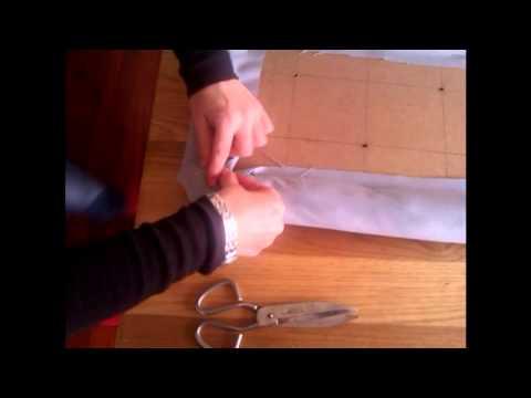 tapizar en capitoné - YouTube
