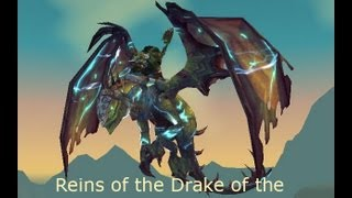 WoW Guide: Reins of the Drake of the West Wind