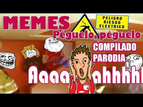 Peguelo! Peguelo!! Aggghhh!! (PARODIA) Hincha santa fe vs policia