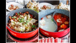 Qi Lai Feng – Hidden Gem In Yishun Serving Both Dry Fish Pot And Hot Pot