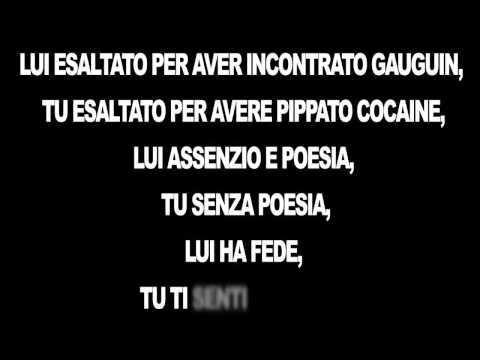 Caparezza - Mica Van Gogh + TESTO (ALBUM MUSEICA 2014) [Traccia 03]