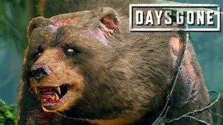 Days Gone Gameplay German 95 - Rage Bear Boss Fight