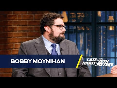 Download Youtube: Bobby Moynihan Ran into Donald Trump at Jury Duty