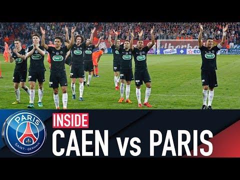INSIDE - CAEN 1-3 PARIS SAINT-GERMAIN