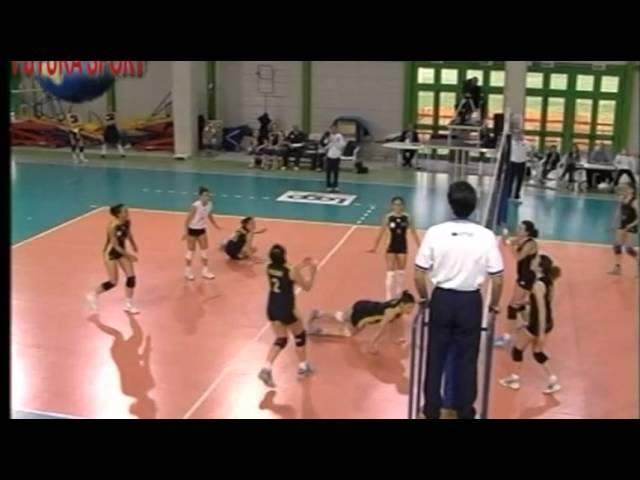 Cittaducale vs Bastia Umbra - 3° Set