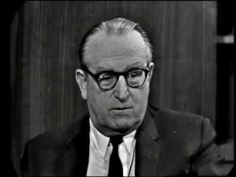 Harold Lloyd - Interview (1965)