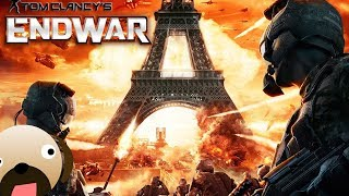 Beginning of WW3 Prelude to War - Tom Clancy