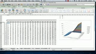How to Build a Topographic Chart in Excel : Advanced Microsoft Excel