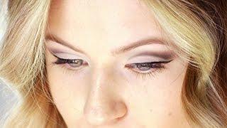 How To | Cut Crease Eye Makeup Tutorial Thumbnail