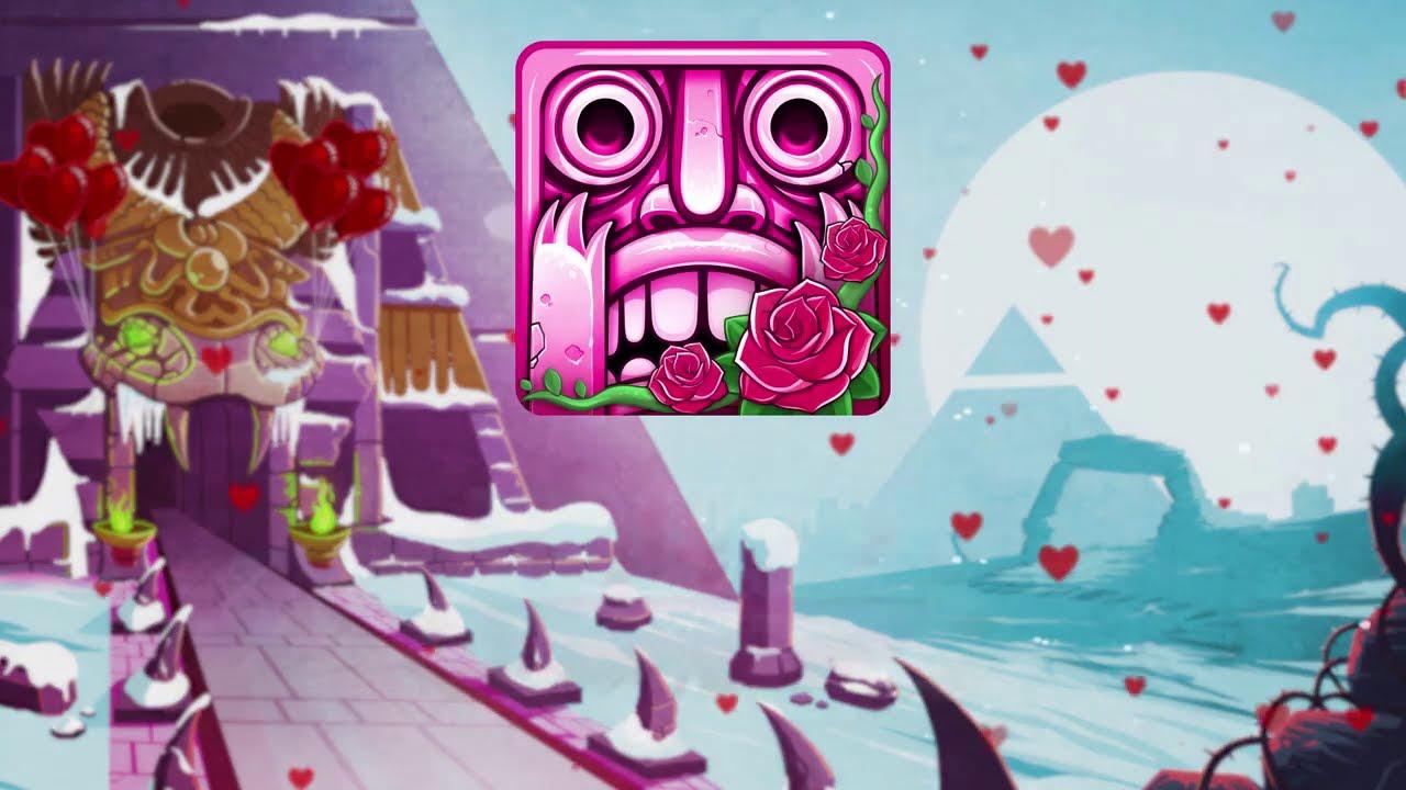 Temple Run 2 - Winter Wasteland Gameplay