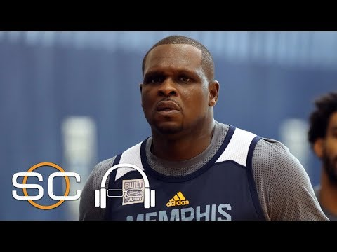 Zach Randolph's Two Sides Never More Apparent | 1 Big Thing | SC with SVP | ESPN