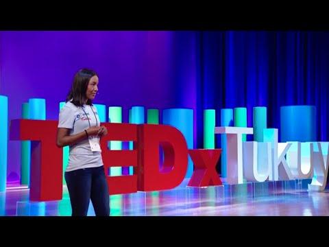 Las lecciones que me enseñó el deporte | Inés Melchor | TEDxTukuy