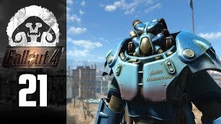 FALLOUT 4 Chapter 5 21 Dunwich Borers