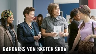 Feminist Foot Conference | Baroness von Sketch Show
