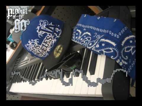 Blue Bandana Life Talkbox Sampled Beat FL Studio 2014