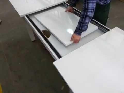 Stół rozsuwany - rewelacyjnie łatwa obsługa.Możliwość zamówienia stołu www.efekt-style.pl