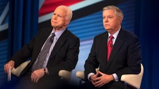 The Graham/McCain town hall in 90 seconds