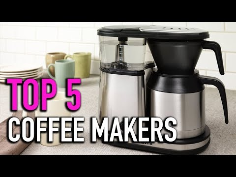 top 5 coffee makers 2018 youtube. Black Bedroom Furniture Sets. Home Design Ideas