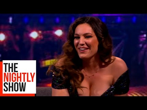 Kelly Brook's Gardening Innuendos