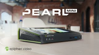 Pearl Mini - All-In-One Live Video Production