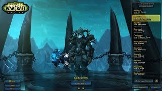 Bajheera - 7.2.5 Unholy Death Knight BfG Beatdown - WoW Legion DK PvP