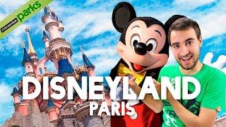 Vacaciones en Disneyland Paris | DISNEYLAND PARK(Así fue nuestra experiencia en el Resort Disneyland Paris. Pasamos nuestras vacaciones en los dos parques Disney y descubrimos sus atracciones y ..., 2015-12-21T21:05:36.000Z)