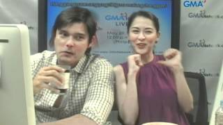 Live Chat: Dingdong Dantes and Marian Rivera of 'My Beloved'