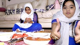 Arsheen Namdaar Celebrates Ramadan