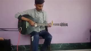 Pehla nasha fingerstyle guitar cover by Rishiraj Jaiswal