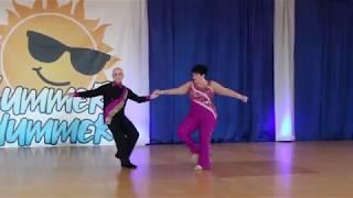 Richard DeFelice & Susan DeFelice - Summer Hummer 2019 - Rising Star - 3rd Place