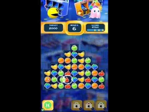 パックマンパズルツアー ステージ 3 / PacMan Puzzle Tour Stage 3