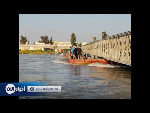 إنقاذ 55 من ركاب العبارة المنكوبة بالموصل  - نشر قبل 5 ساعة